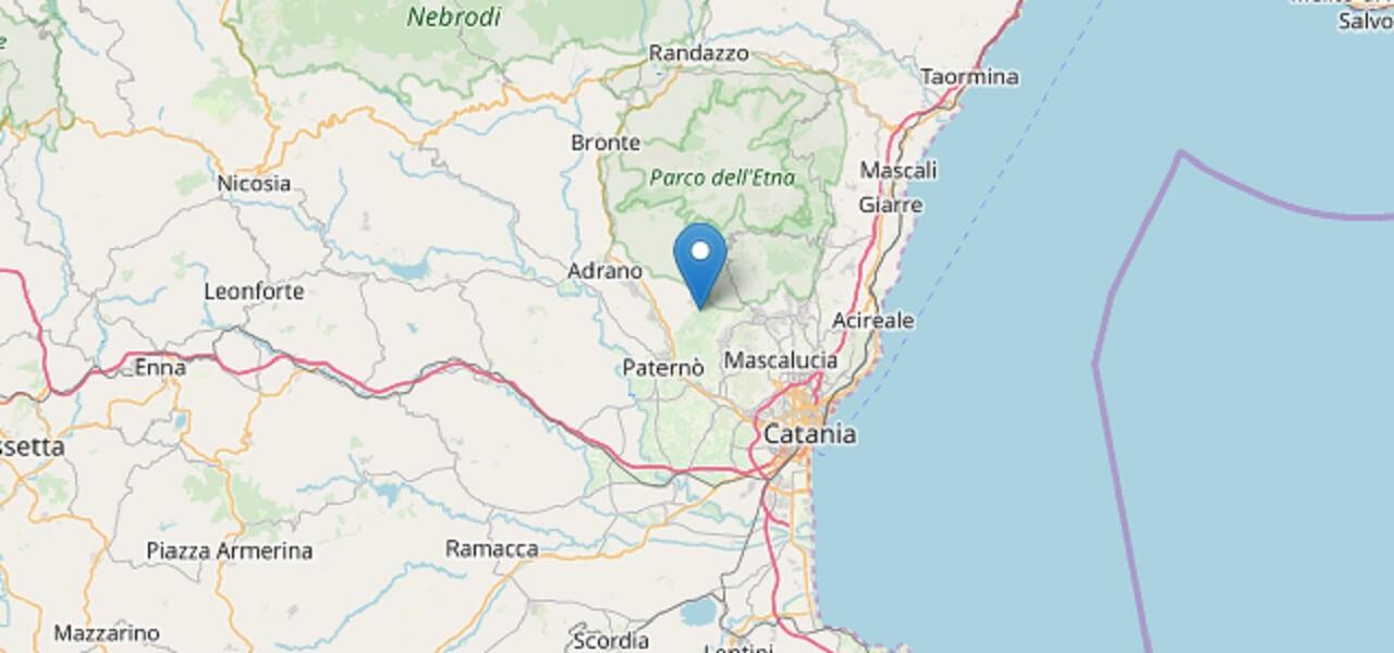 Terremoto Catania (Ingv)