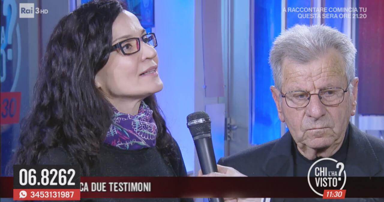 Umberto Ranieri, Chi l'ha Visto?
