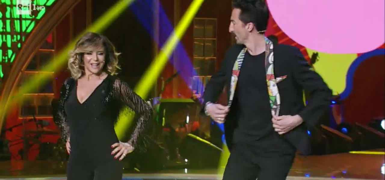 Marzia Ronacci e Samuel Peron, Ballando con le Stelle 14