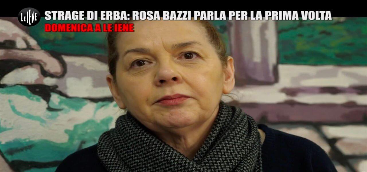 Strage Erba, video Rosa Bazzi a Le Iene/ Azouz Marzouk querelato ...