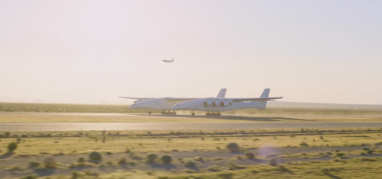 Stratolaunch, primo volo