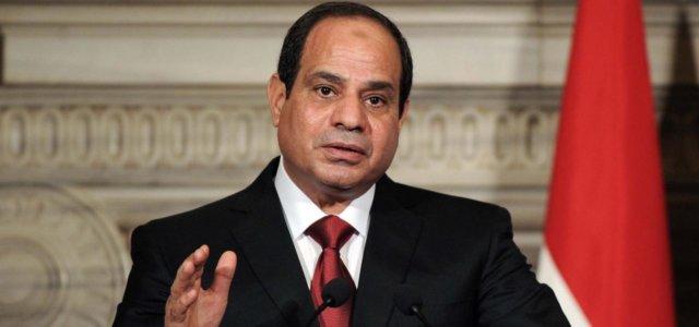 Al Sisi in Egitto