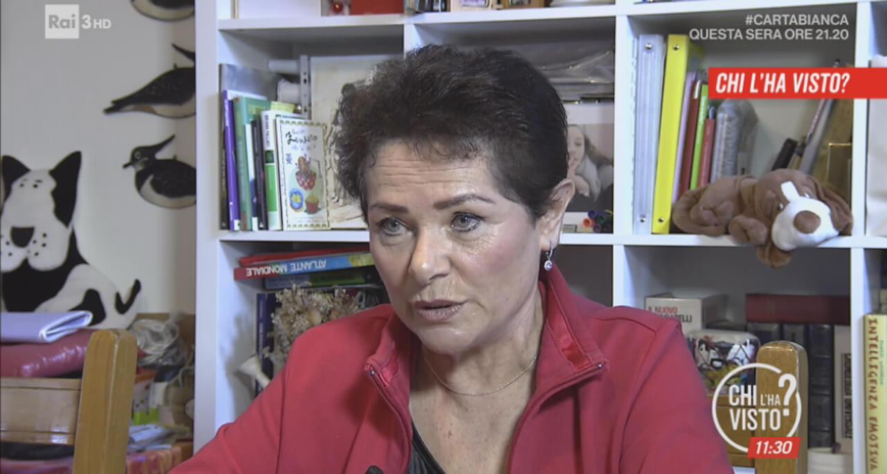 Lucia Panigalli, Chi l'ha Visto?