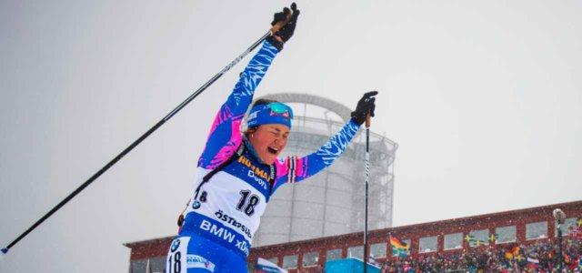 Biathlon, Dorothea Wierer