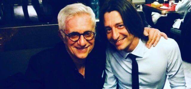 Francesco E Franco Oppini Figlio E Ex Marito Alba Parietti E Una Mamma Ossessiva