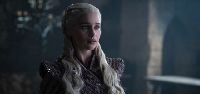 Daenerys Targaryen, Il trono di spade