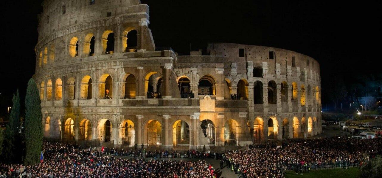 Foto Di Roma A Natale.Natale Di Roma A Pasqua Citta Eterna Compie 2772 Anni