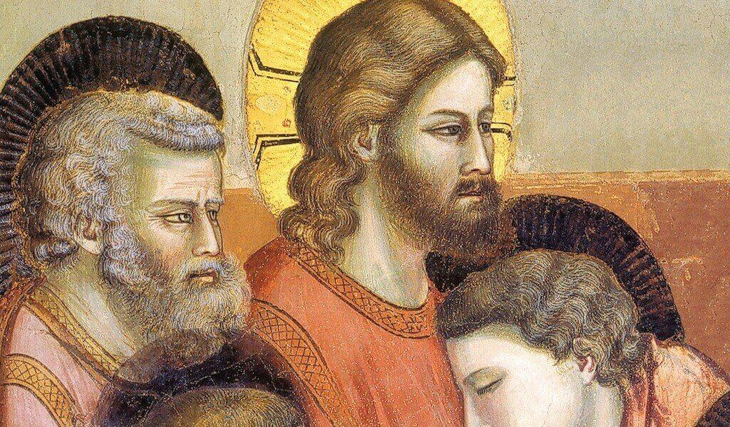 giotto cristo giovanni 1305arte