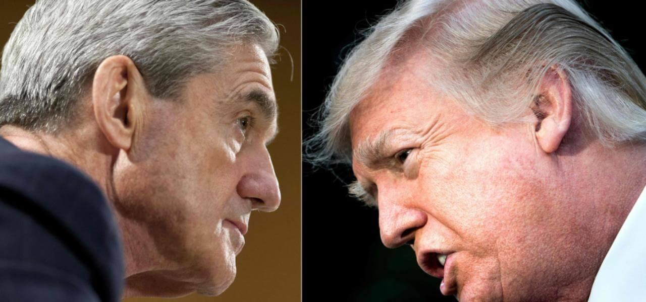 Robert Mueller vs Donald Trump