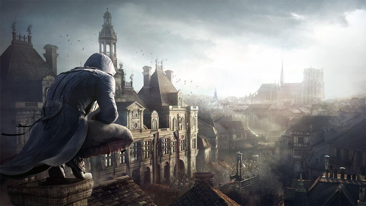 Assassin's Creed Unity, Ubisoft