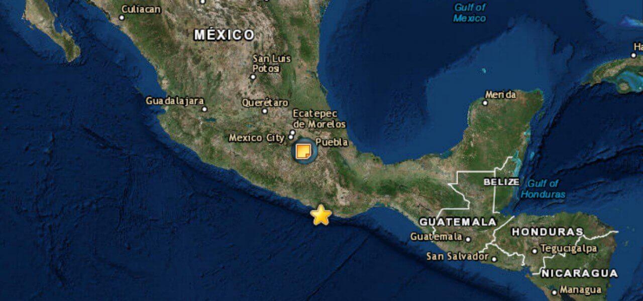 terremoto messico 2019 emsc