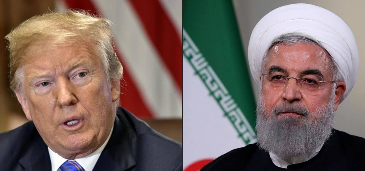 Risultati immagini per donald trump iran