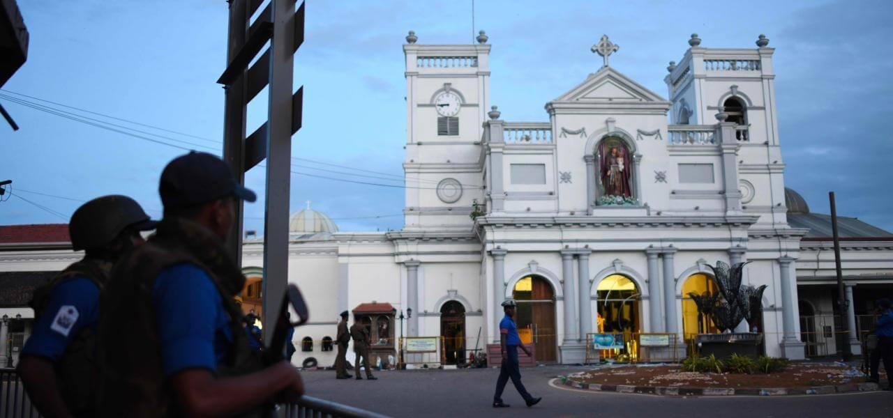 Sri Lanka, attentati di Pasqua
