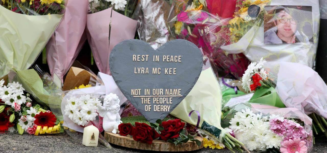 Lyra McKee uccisa a Derry