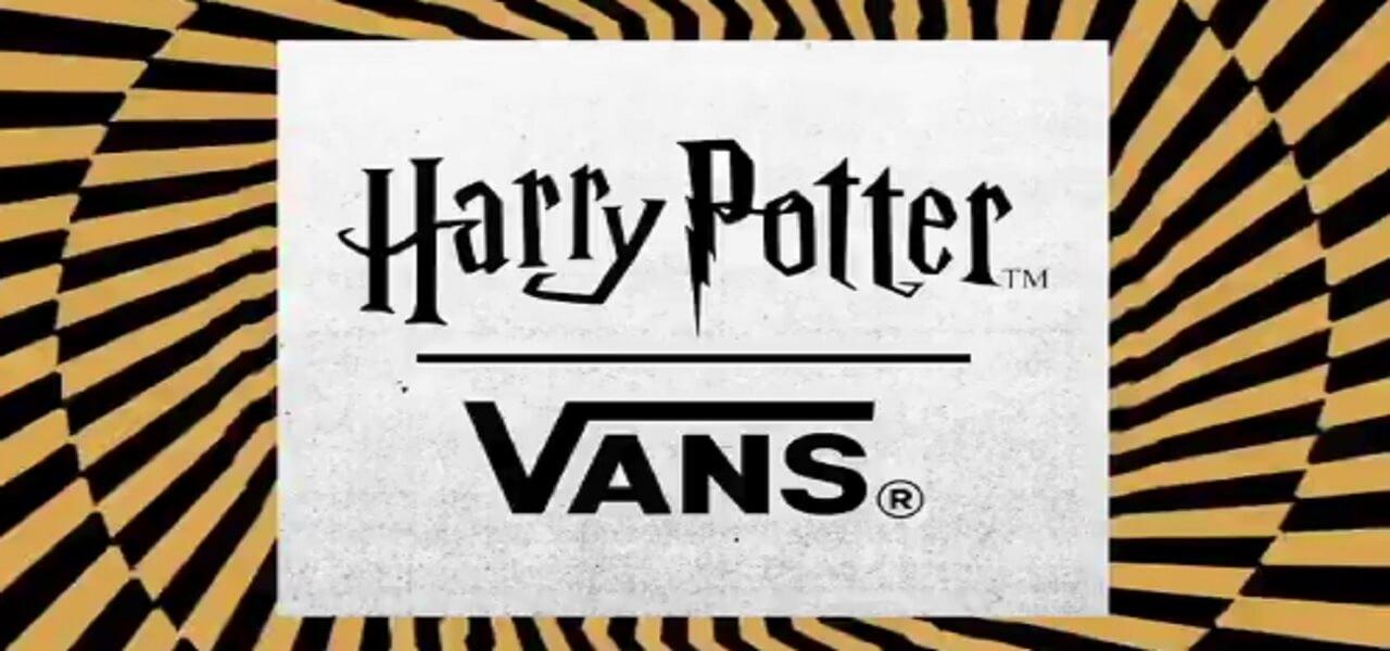 Vans e Harry Potter Collaborazione in arrivo: grande