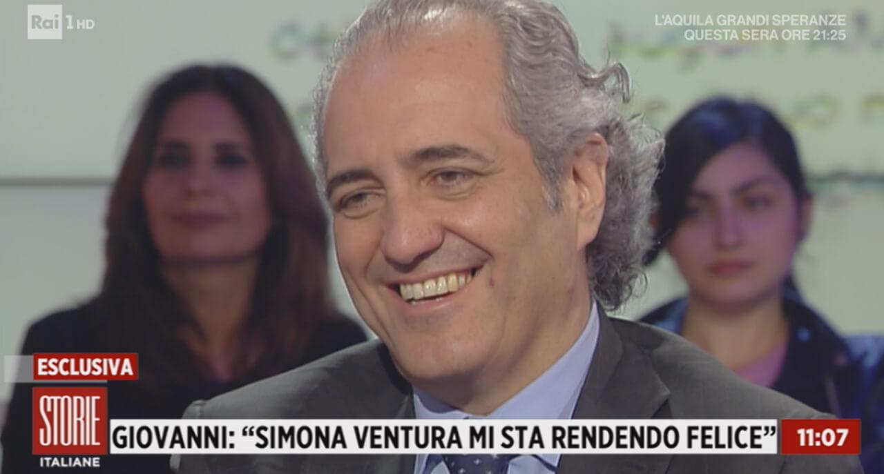 Giovanni Terzi a Storie Italiane