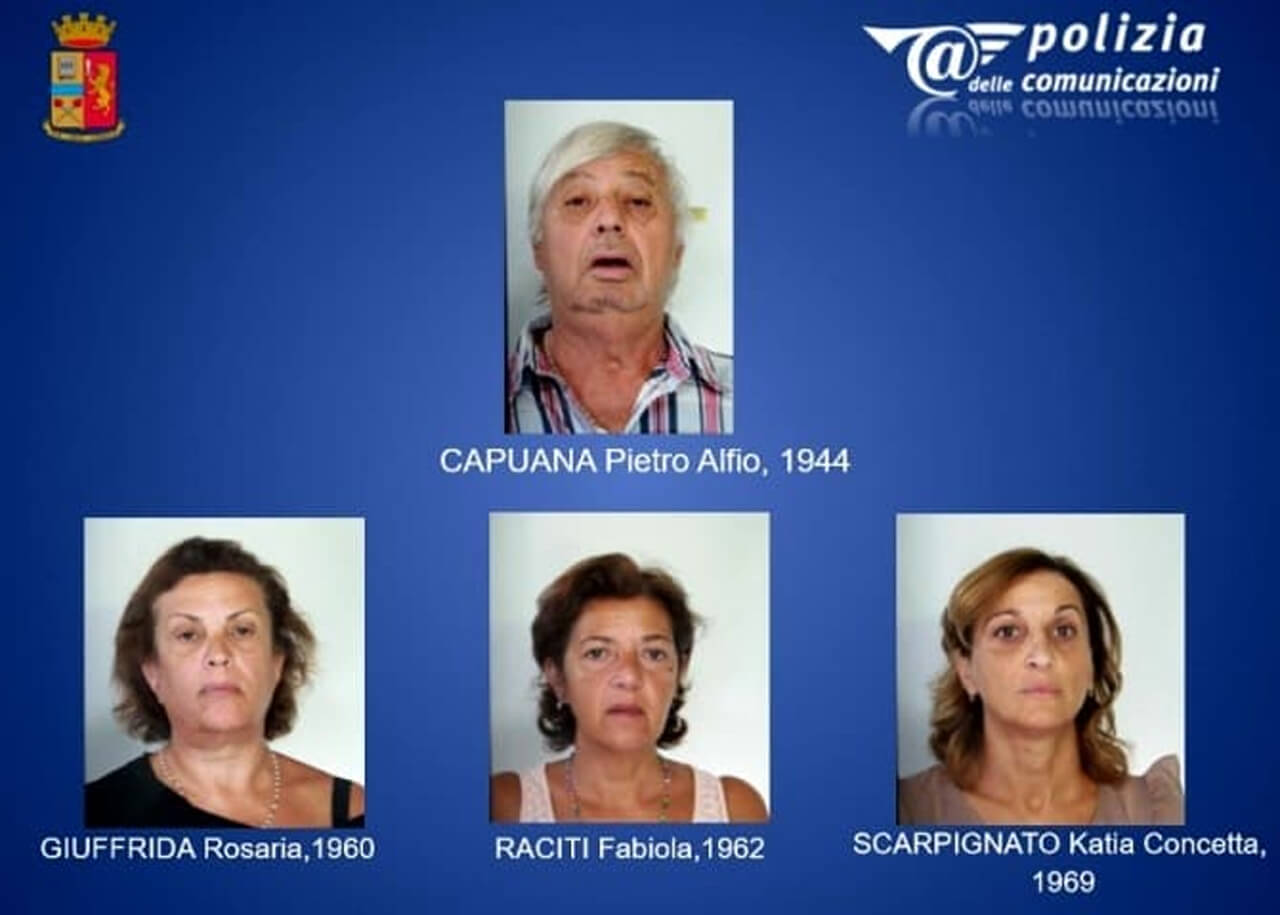 Piero Capuana a processo
