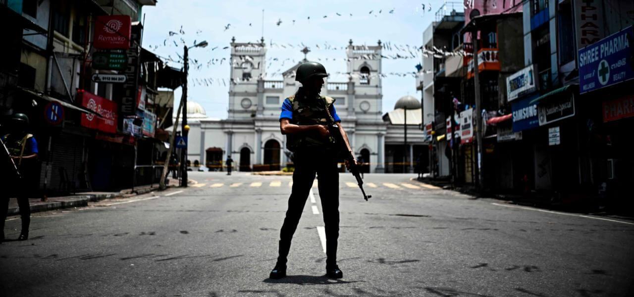 Sri Lanka, capitale Colombo