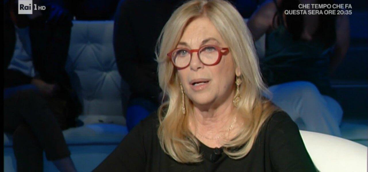 RITA DALLA CHIESA/ Techetecheté, siparietto con Fabrizio Frizzi a ...