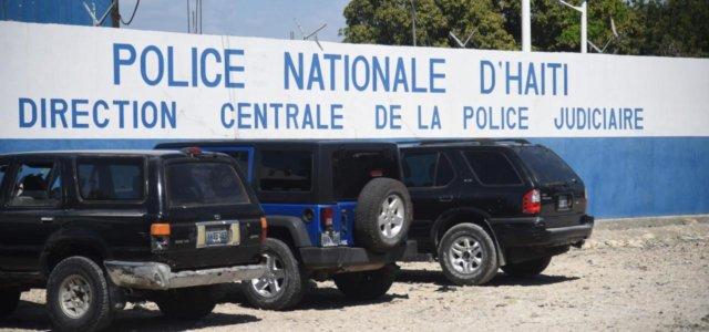 Polizia in Haiti