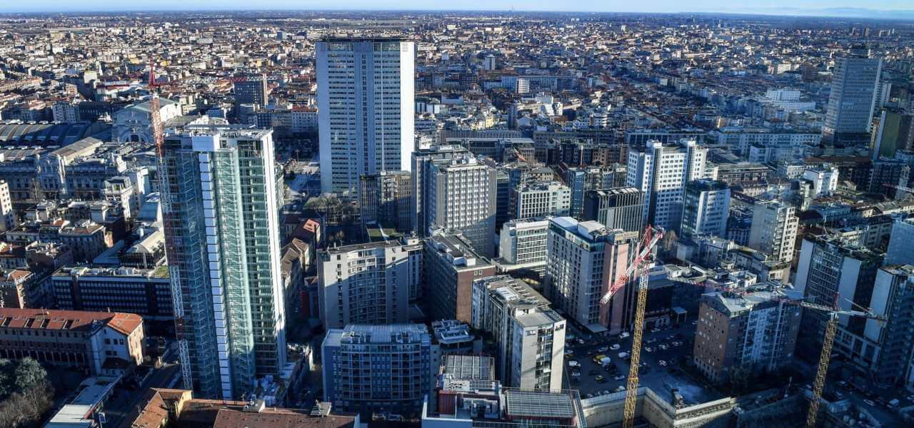 Panoramica Milano