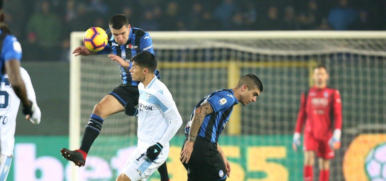 Diretta Atalanta Lazio