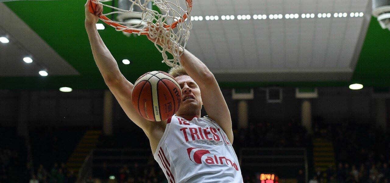 Dragic Trieste basket