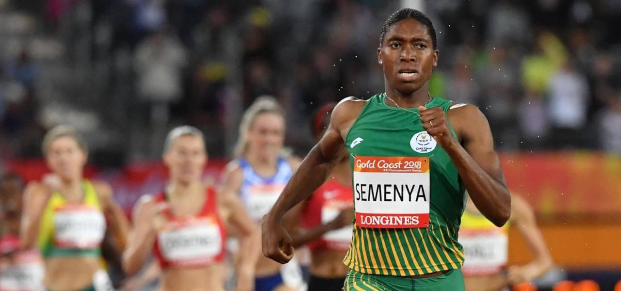Atletica, Caster Semenya