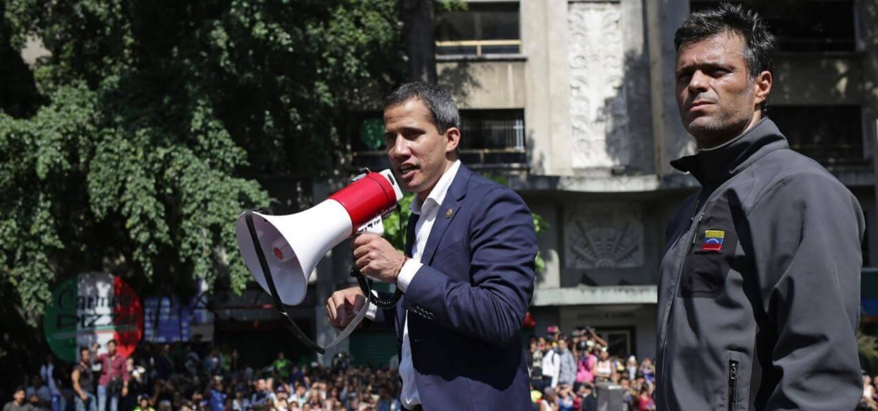 Venezuela lettera conte guaidò maduro