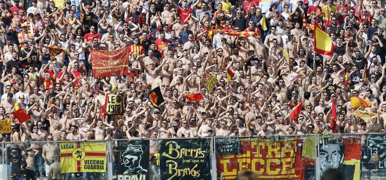 Tifosi del Lecce