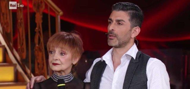 Milena Vukotic e Simone Di Pasquale