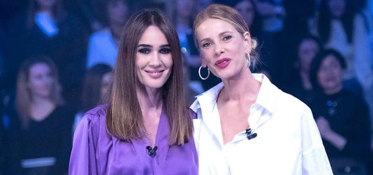 Silvia Toffanin e Alessia Marcuzzi