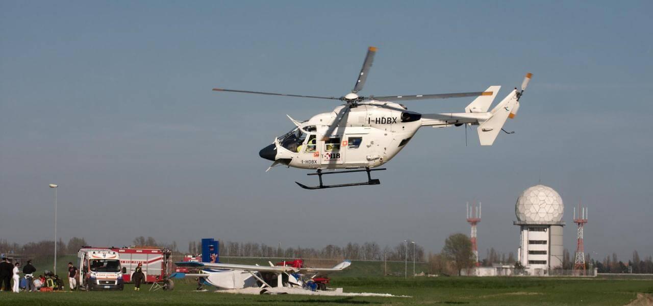 Elicottero caduto a Mantova: morto Alessandro Bonacini/ Una