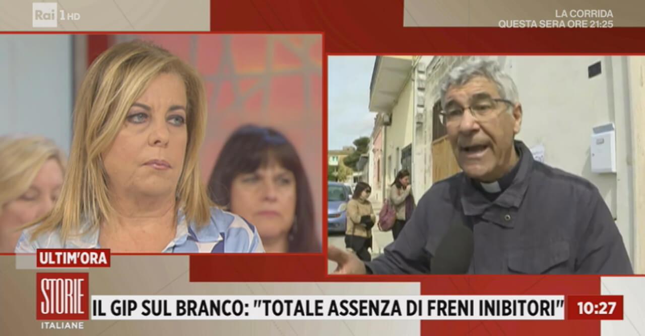 Don Franco a Storie Italiane