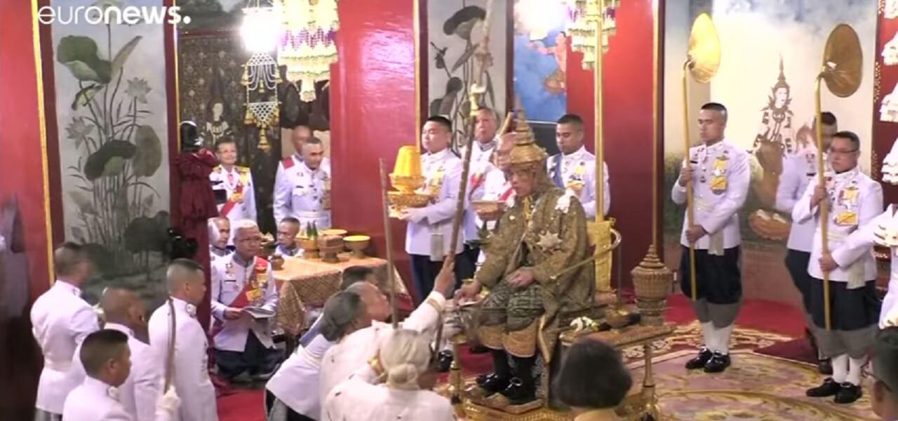 Re Thailandia re Vajiralongkorn