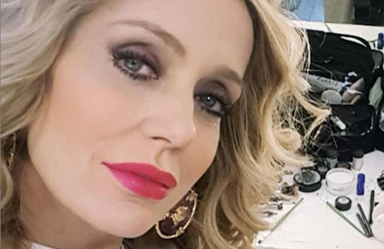 Brigitta Boccoli, attrice e showgirl