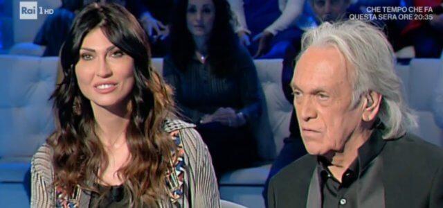 Katin Trentini e Riccardo Fogli ospiti a 'Domenica in'