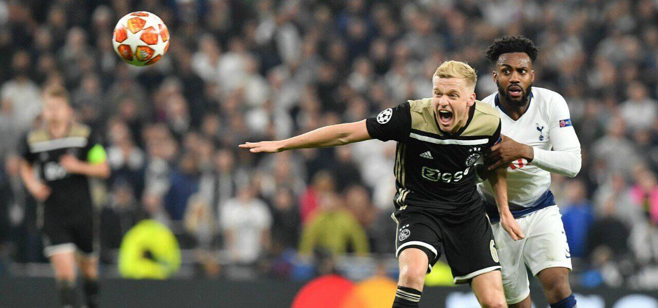 Ajax Van de Beek