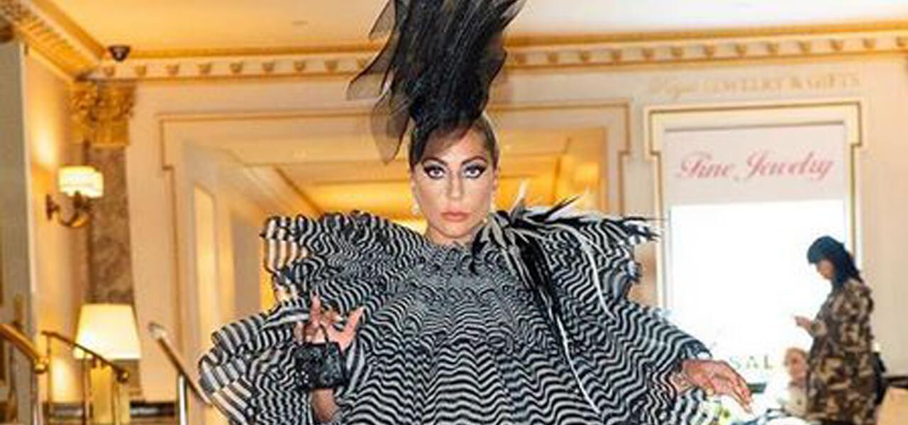 Lady Gaga al Met Gala 2019