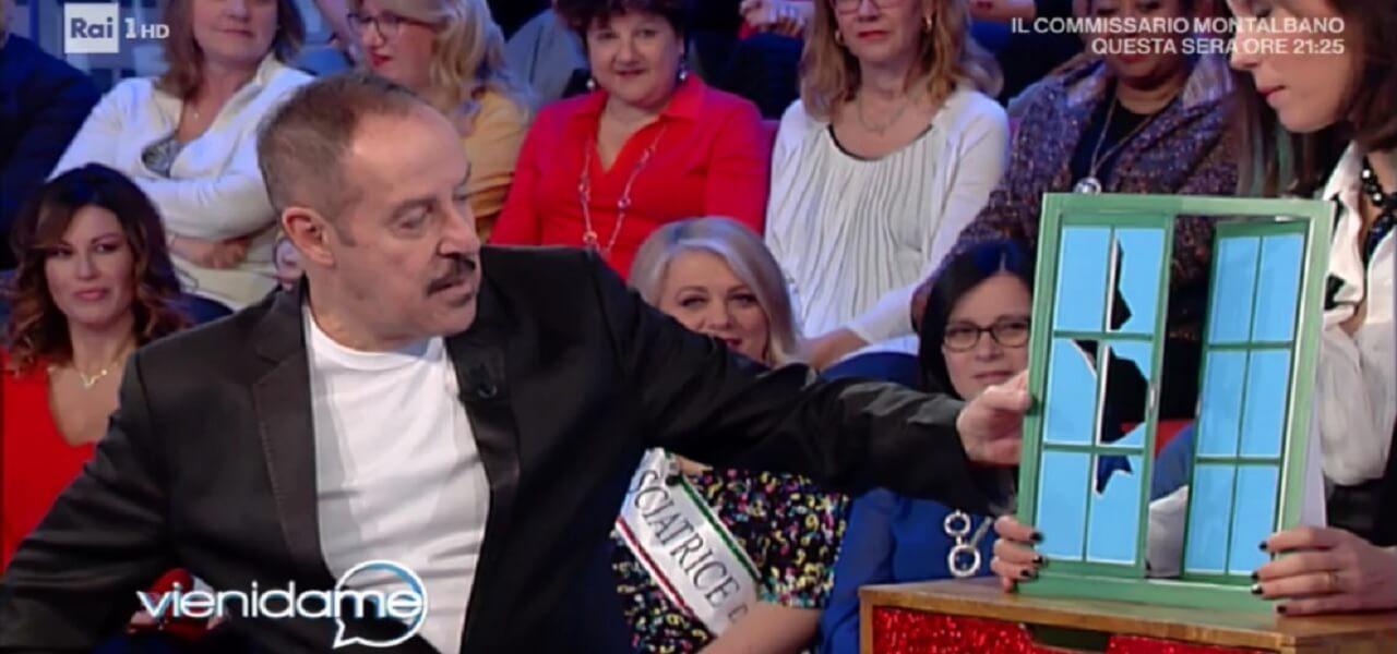 """Massimo Lopez a Vieni da me/ """"Con Tullio Solenghi e Anna ..."""