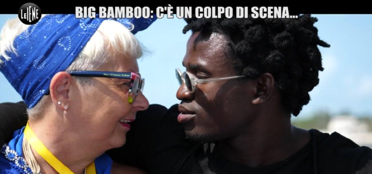 Big Bamboo, Erminia vola da Mario!