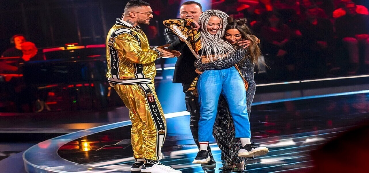 hindaco the voice italy 2019