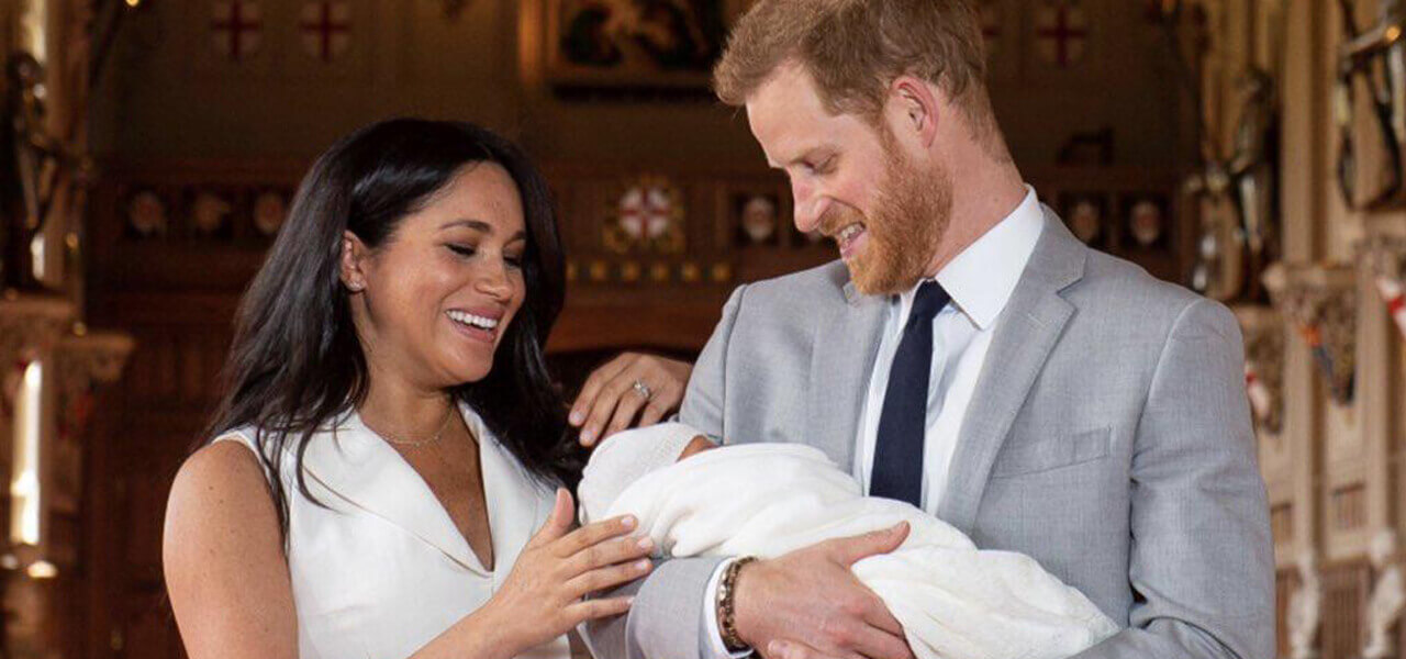 Baby Sussex, il nome