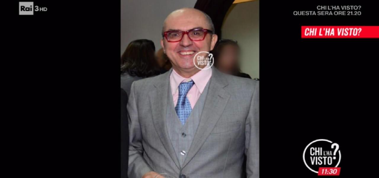Mauro Monciatti (Chi l'ha visto?)