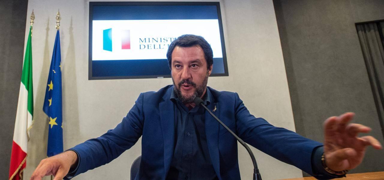 Salvini napoli