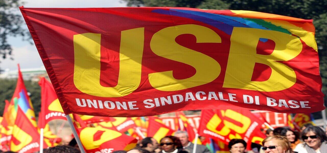 sciopero usb sindacati lapresse