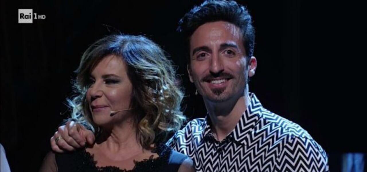 Marzia Roncacci e Samuel Peron