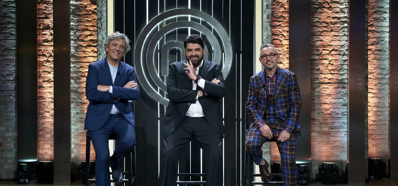 Giorgio Locatelli, Antonino Cannavacciuolo e Bruno Barbieri