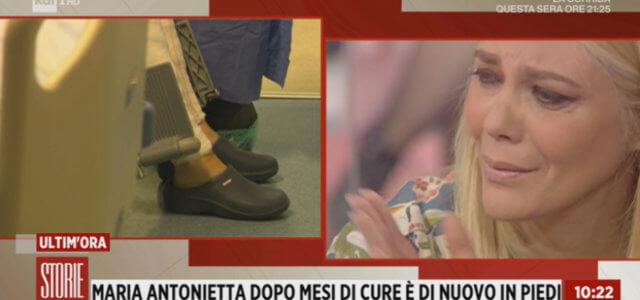 Maria Antonietta a Storie Italiane