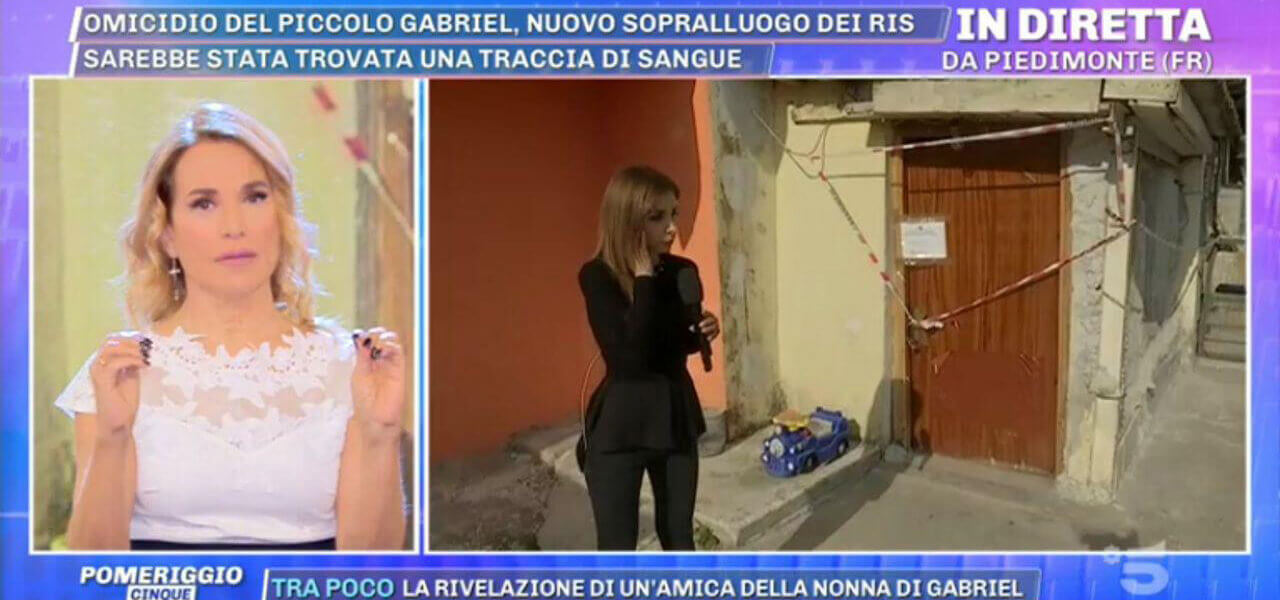 Omicidio di Gabriel Feroleto